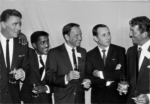 The Rat Pack was the first social network...